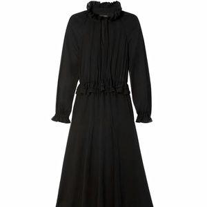 BANANA REPUBLIC x OLIVIA PALERMO Black dress NWT